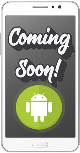 Mobile App Coming Soon